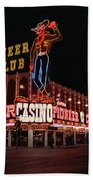 Las Vegas 1983 #1 Bath Towel