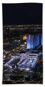 Las Vegas Strip 1 Bath Towel
