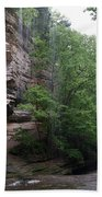Lasalle Canyon Starved Rock State Park Bath Towel