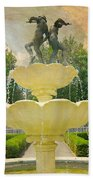 Lasdon Fountain Garden Bath Towel