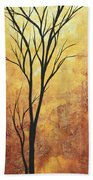 Last Tree Standing By Madart Hand Towel