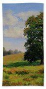 Late Summer Pastoral Hand Towel