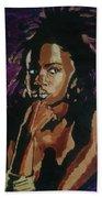 Lauryn Hill Bath Towel