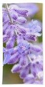 Lavender Blooms Hand Towel