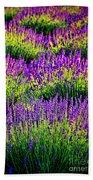 Lavenderous Harmony Bath Towel