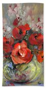 Le Bouquet De Valentine Bath Towel