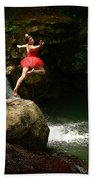 Leap Of Faith Bath Towel