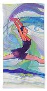 Leap Of Joy Bath Towel