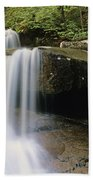 Ledge Brook - White Mountains New Hampshire Usa Bath Towel