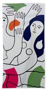 Leger Light And Loose Hand Towel by Tara Hutton