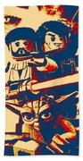 Lego Star Wars IIi The Clone Wars Bath Towel