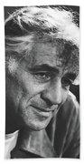 Leonard Bernstein 1970 Bath Towel