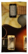 Les Paul - Come Together Hand Towel