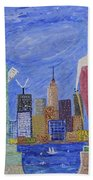 Liberty And Justice  Hand Towel