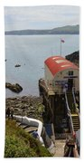 Life Boat Station Hand Towel