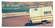Life Is Short Buy The Beach House Mug Bath Towel