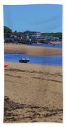 Life's A Beach In Provincetown Cape Cod Bath Towel