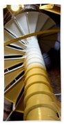 Lighthouse Stairway Bath Towel