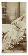 Lillie Langtry (1852-1929) Bath Towel