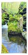 Limestone Waters Bath Towel