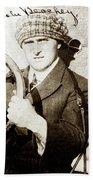 Lincoln J. Beachey March 3, 1887 March 14, 1915 Bath Towel