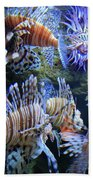 Lion Fish Bath Towel