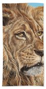 Lion King Bath Towel