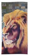 Lion Pride Bath Towel