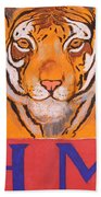 Lions And Tigers And Bears Bath Towel