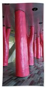 Lipstick Forest 3 Bath Towel