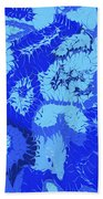 Liquid Blue Dream - V1cbs30 Bath Towel