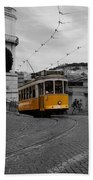 Lisbon Trolley 10c Bath Towel