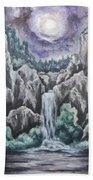 Listen To The Echoes II Bath Towel