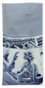 Little Blue Jug Bath Towel