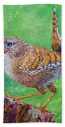 Little Wren Bath Towel