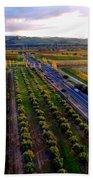 Livermore Wine Country--las Positas Winery Bath Towel