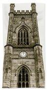 Liverpool Church Of St Luke - Tower B Bath Towel