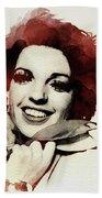 Liza Minnelli Hand Towel