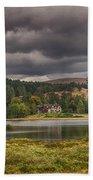 Loch Tulla, Scotland Bath Towel