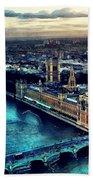 London City Bath Towel