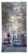 London Thoroughfare Bath Towel