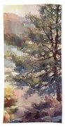 Lonesome Pine Hand Towel