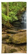 Long Creek Falls Bath Towel