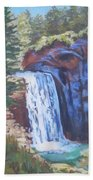 Looking Glass Falls Hand Towel