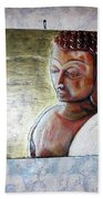 Lord Buddha Bath Towel