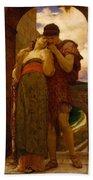 Lord Frederic Leighton - Wedded Hand Towel