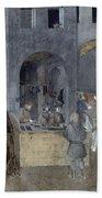 Lorenzetti: Good Govt Bath Towel