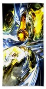 Lost In Space Abstract Bath Towel