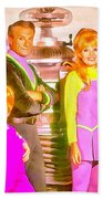 Lost In Space Team - Pa Hand Towel