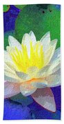 Lotus Grace Bath Towel